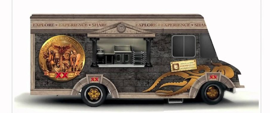 Dos Equis Food Trucks to Offer Unusual Cuisine