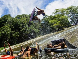 World's Most Epic Natural Waterslide – New Zealand Activities